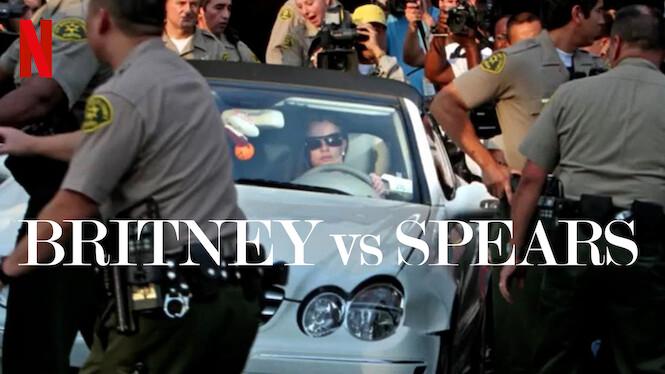 Britney Vs Spears on Netflix UK